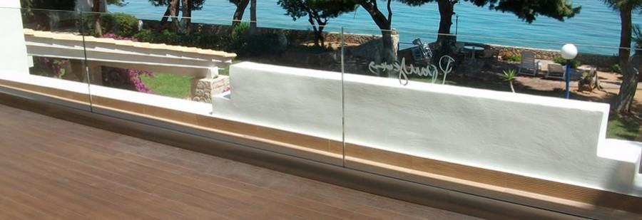 Μεταλλικά προφίλ, πατάκια σκάλας | Akriper.gr